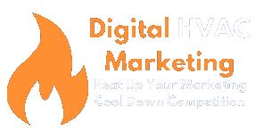 digital hvac marketing logo